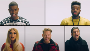 Pentatonix put their iconic a cappella spin on '12 Days Of Christmas'