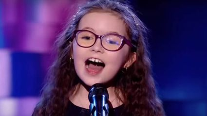 Nine-year-old wows The Voice Kids coaches with Céline Dion's 'My Heart Will Go On' cover