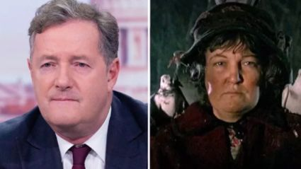 "Piers Morgan hilariously goes viral after claims he is the ""Bird Lady"" from Home Alone 2"