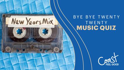 Bye Bye Twenty Twenty Music Quiz