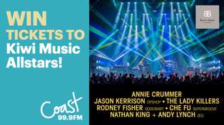 HAWKE'S BAY: Win tickets to Kiwi Music Allstars!