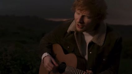 Ed Sheeran has just dropped a surprise new song 'Afterglow' - and we absolutely love it!
