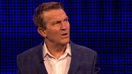 The Chase's Bradley Walsh gets hilariously roasted by new Chaser Darragh Ennis