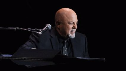 Billy Joel shows off his five-year-old daughter's adorable singing voice