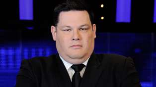 The Chase's Mark 'The Beast' Labbett shows off his slimmed down figure after losing over 30kg
