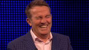 The Chase's Bradley Walsh has been left in hysterics again in hilarious new blooper