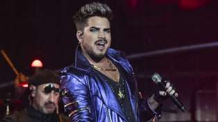 Adam Lambert announces he will be performing an online concert for fans for his birthday this month