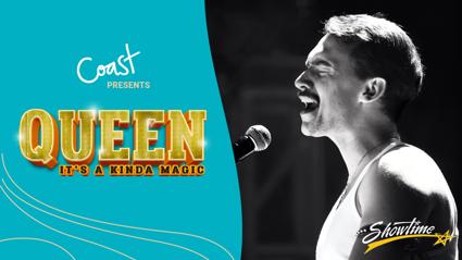Queen: It's A Kinda Magic Tribute Show