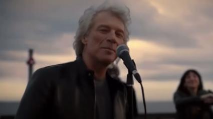 Jon Bon Jovi shines with Beatles cover at the Joe Biden inauguration concert
