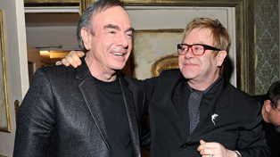 Elton John reminisces on his friendship with Neil Diamond to mark his 80th birthday
