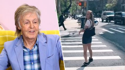 Teenager left starstruck after realising Paul McCartney had photobombed her holiday snap