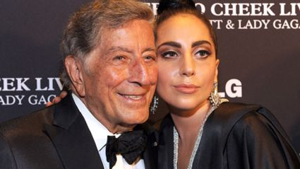 Tony Bennett's wife reveals he's been diagnosed with Alzheimer's disease