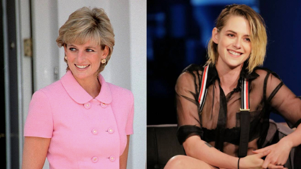 Kristin Stewarts stuns with first glimpse of her as Princess Diana for new movie role