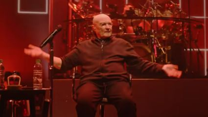 Phil Collins and Genesis share a teaser of their rehearsals ahead of their first tour in 14 years