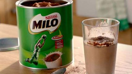 It turns out Kiwis prefer cold Milo over a hot cup of the classic malt-choc beverage