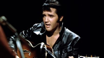 A beautiful new tribute music video for Elvis Presley's 'Can't Help Falling In Love' has been released