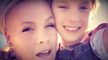 Pink and daughter Willow release sweet music video for their uplifting new duet together