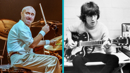 Phil Collins recalls the time he hilariously got pranked by George Harrison