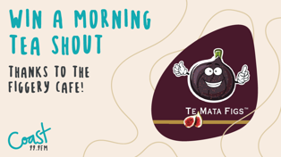 HAWKE'S BAY: Win a morning tea shout