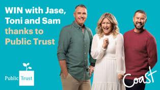 Win cash thanks to Public Trust