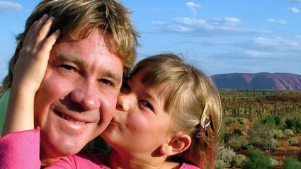 Bindi Irwin reveals how her dad has influenced her baby's nickname