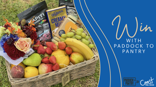 Win with Paddock To Pantry