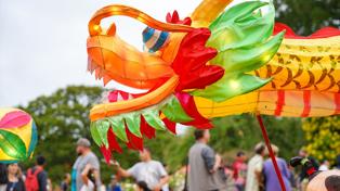 Auckland Lantern Festival 2021