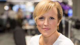 Hilary Barry hilariously reacts to x-rated subtitle error on Seven Sharp
