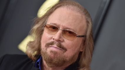 Barry Gibb gives update on long-awaited Bee Gees biopic