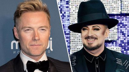Fans can hire Ronan Keating, Boy George and more to send them a personalised message