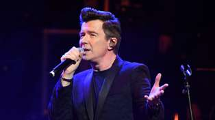 Rick Astley surprises fans with groovy new song 'Unwanted'