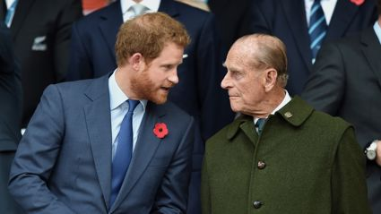 Prince Harry and Meghan Markle pay tribute to Prince Philip as Harry prepares to return to UK